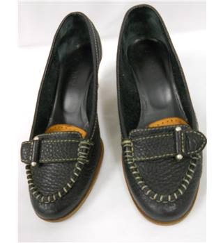 Bally - Size: 3 - Black - Heeled shoes