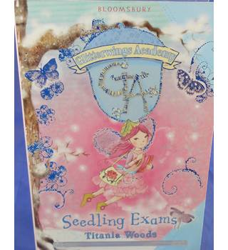 Glitterwings Academy Book 8: Seedling Exams