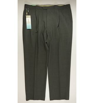 "BNWT M&S Marks & Spencer - Size: 42"" - Grey - Trousers"