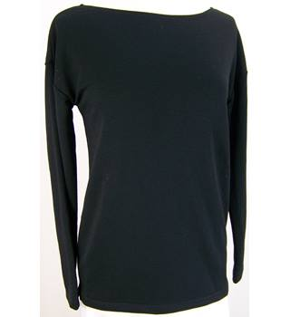 H&M - Size: XS - Black - Long sleeved top