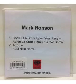 God Put A smile Upon Your Face - Mark Ronson