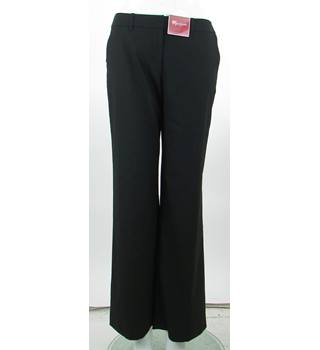 "Monsoon - Size: 29"" S - Black - Trousers"