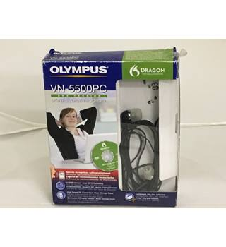 Olympus Voice Recorder - Box Included