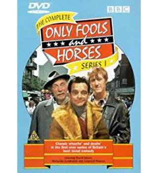 ONLY FOOLS AND HORSES ONLY FOOLS AND HORSES THE COMPLETE SERIES 1 PG