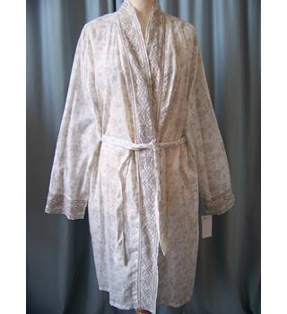 Dean & White @ TKMax - Size: M - Beige - Dressing gown
