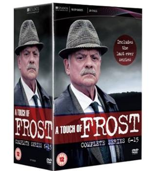 A TOUCH OF FROST THE COMPLETE SERIES 6-15 15