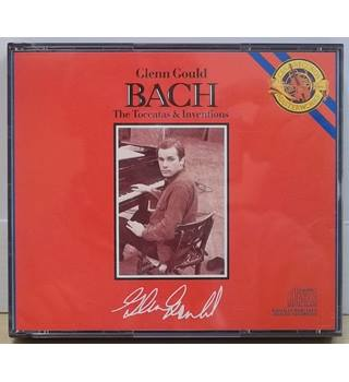 Bach: The Toccatas & Inventions Gould, Glenn