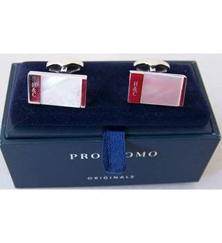hawes and curtis rectangular cufflinks