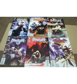The New 52 : Batgirl (set of 6)