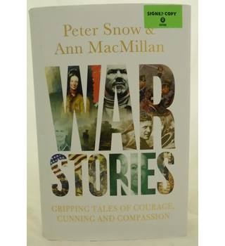 War Stories - signed first edition