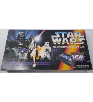 STAR WARS: The Interactive Video Board Game