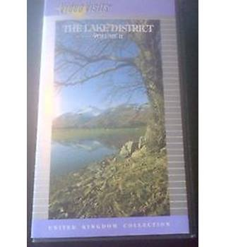 The Lake District - Volume 1 - Wordsworth's Lakeland - VHS Non-classified