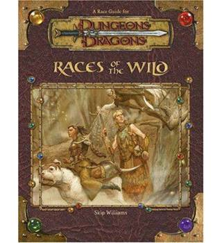 Races of the Wild: Dungeons and Dragons Supplement