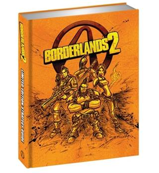 Borderlands 2 Limited Edition Strategy Guide , Bradygames