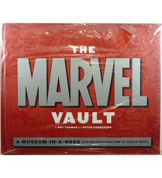 The Marvel Vault : A Museum in a book