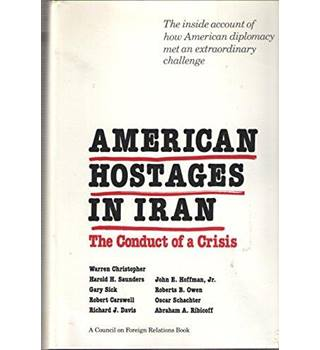 Christopher: American hostages In Iran (paper)