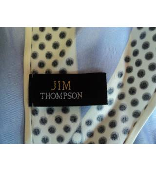 Jim Thompson - Size: One size - Blue - Scarf