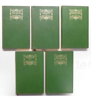 Tennyson: 5 Volume Set