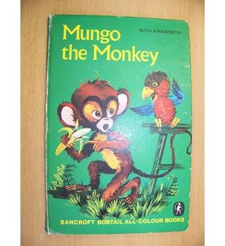 Mungo the Monkey
