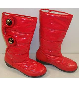 Unbranded - Size: 6 - Red - Boots