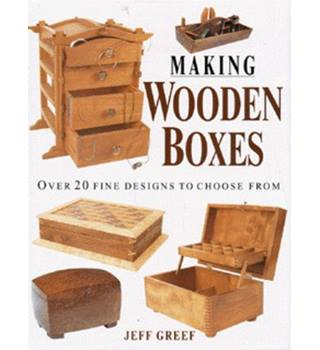 Making wooden boxes