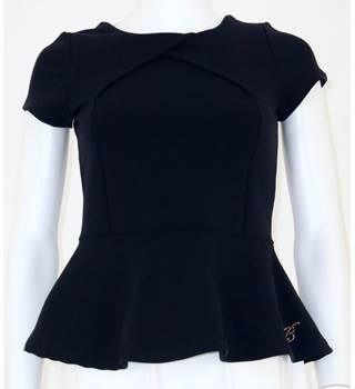 Ted Baker Size 11-12 Yrs Black Top