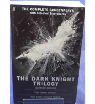 The Dark Knight trilogy - Complete Screenplays