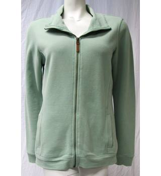 Fat Face Cotton Fleece Size 14 Fat Face - Size: 14 - Green