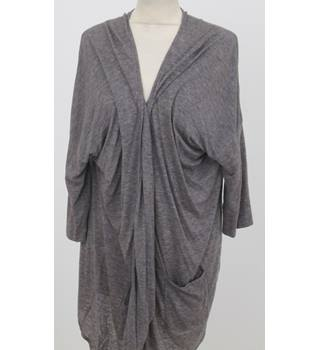 Charli London size 14 brown - Batwing Cardigan