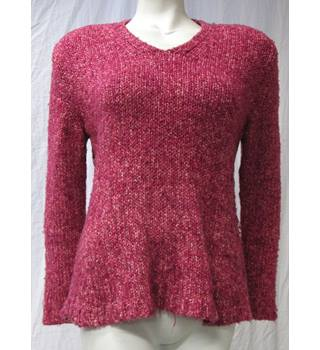 Pink Knitwear Top from Gerry Weber Size M Gerry Weber - Size: M - Pink