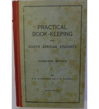 Practical Book-Keeping  for South African Students