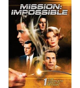 MISSION IMPOSSIBLE SEASON 1 PG