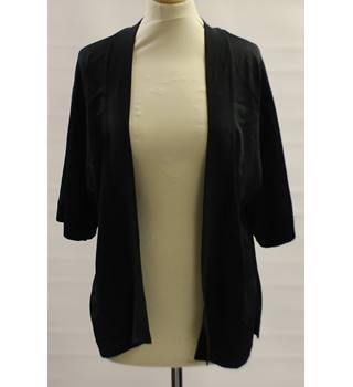 M&S Marks & Spencer Collection - Size: S - Approx 10 - Black - Cardigan