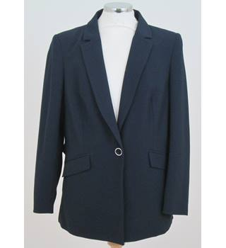 NWOT Marks & Spencer, size 16, blue jacket