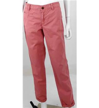 "Tommy Hilfiger Denim Size 34"" waist Salmon Pink Trousers"