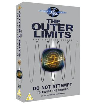 THE OUTER LIMITS SEASON 2 PG