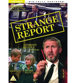 STRANGE REPORT THE COMPLETE SERIES PG