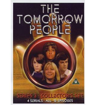 THE TOMORROW PEOPLE SERIES 3 U
