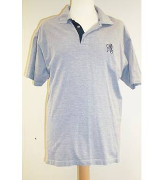 Blue Flag - Size: L - Grey - Football top