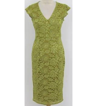 Nwot Per Una Size8 Mustard Yellow Lace Dress Oxfam Gb Oxfams Online Shop