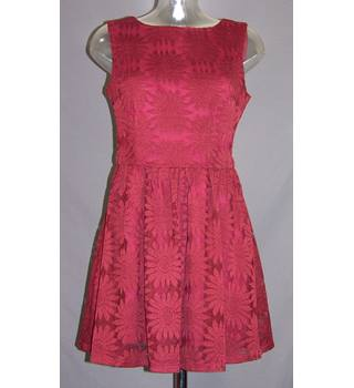 Red Chilli - Size: 14 - Red - Mini dress