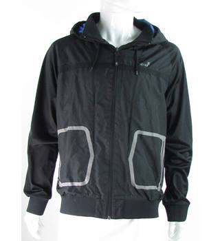 Gio Goi - Size: XL - Black/Grey/Blue - Jacket