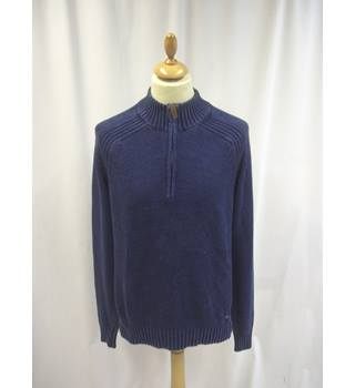 Salcombe. Devon - Size: L - Blue - Jumper