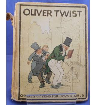 Oliver Twist for boys and girls