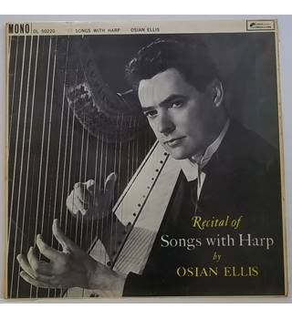 Recital of Songs with Harp Ellis, Osian - OL 50220