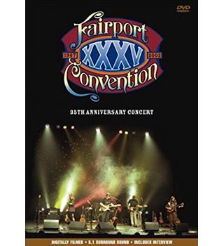 Fairport Convention: The 35th Anniversary Concert [DVD] Non-classified