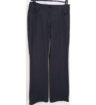 Per Una - Size: 10L - Grey mix - Trousers