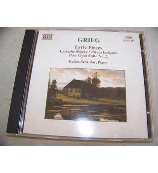 Grieg: Lyric Pieces / Peer Gynt Suite No. 2