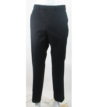 "BNWOT - M&S Collection - Size: 36""/29"" - Black - Flat Front Chinos"