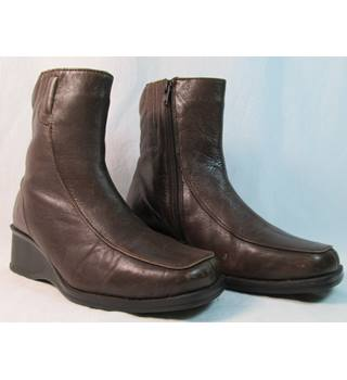 Pierre Cardin - Size: 5 - Brown - Boots